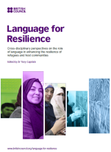 language for resilience
